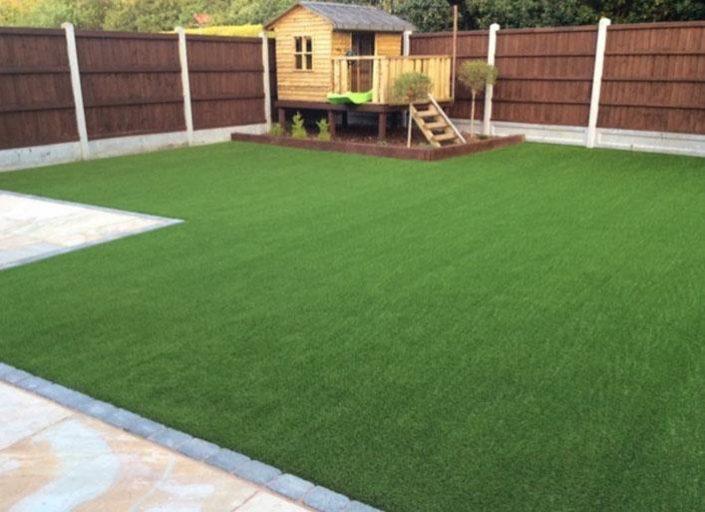 Artificial Grass For Back Garden in Aberdeen | AAGC